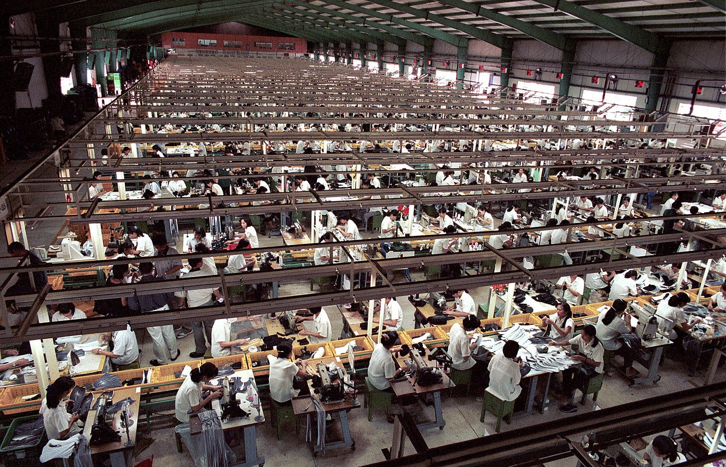 Sweatshops, Child Labor, and the Global Economy | by Matthew Fagerstrom |  Medium