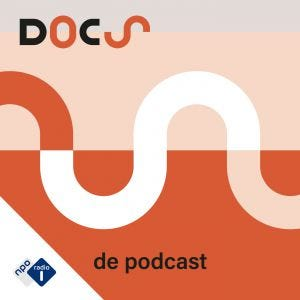 het podcast artwork van DOCS, de podcast