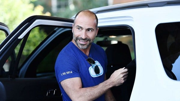 Is Uber the Next Amazon... or the Next Yahoo?