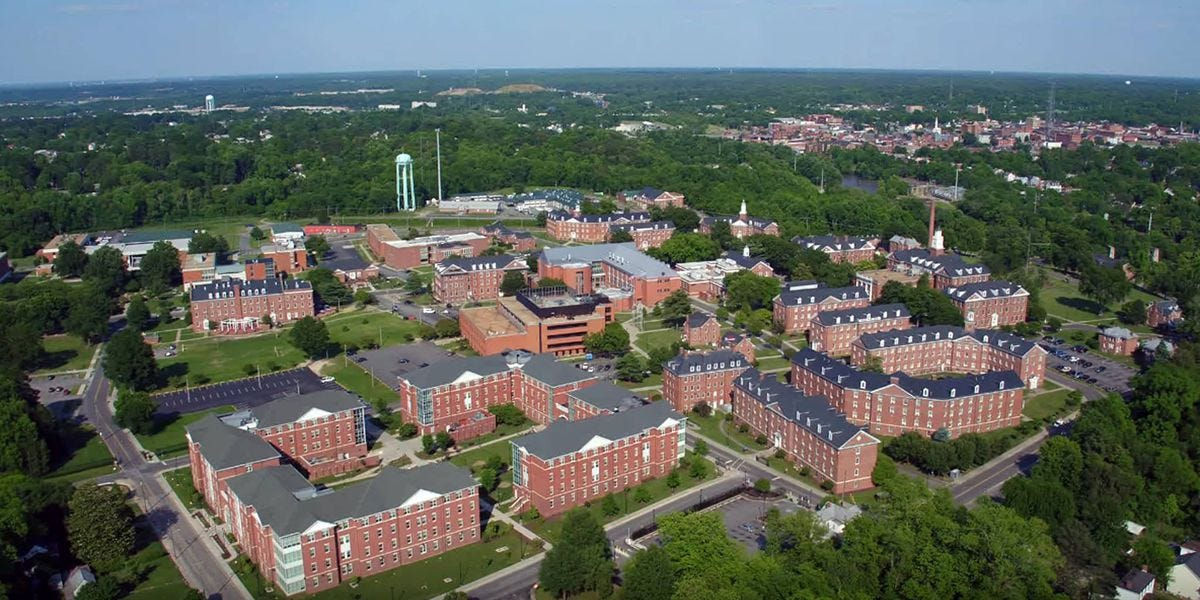 Image result for virginia state university