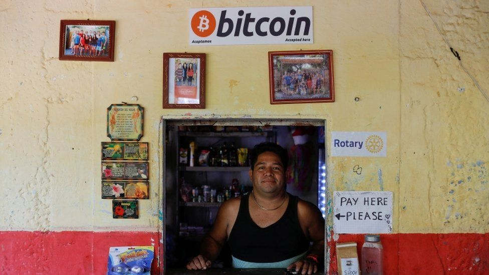 Bitcoin: El Salvador makes cryptocurrency legal tender - BBC News