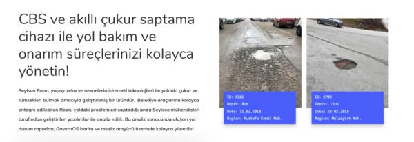 Eskişehir ve Çankaya Belediyeleri Seyis.co ile çalışmayı tercih eden iki yenilikçi belediye 👏🏻