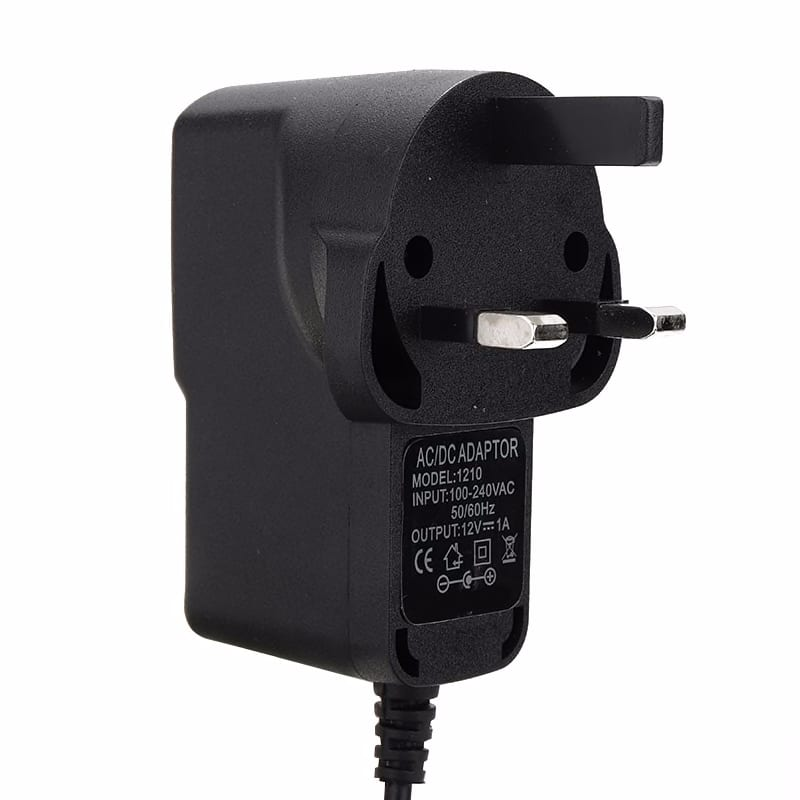 1pc 12V 1A Ride On Car Charger AC Adapter For Kids Electric Ride On Car Bike Toy A76334 Accessories Parts