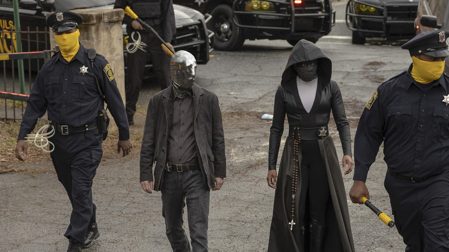 Watchmen': How Damon Lindelof Pulled Off One of 2019's Best Shows ...