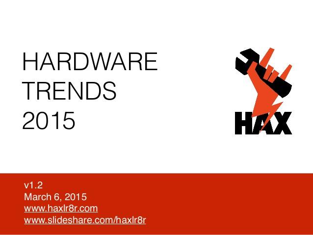 Hardware Trends Report