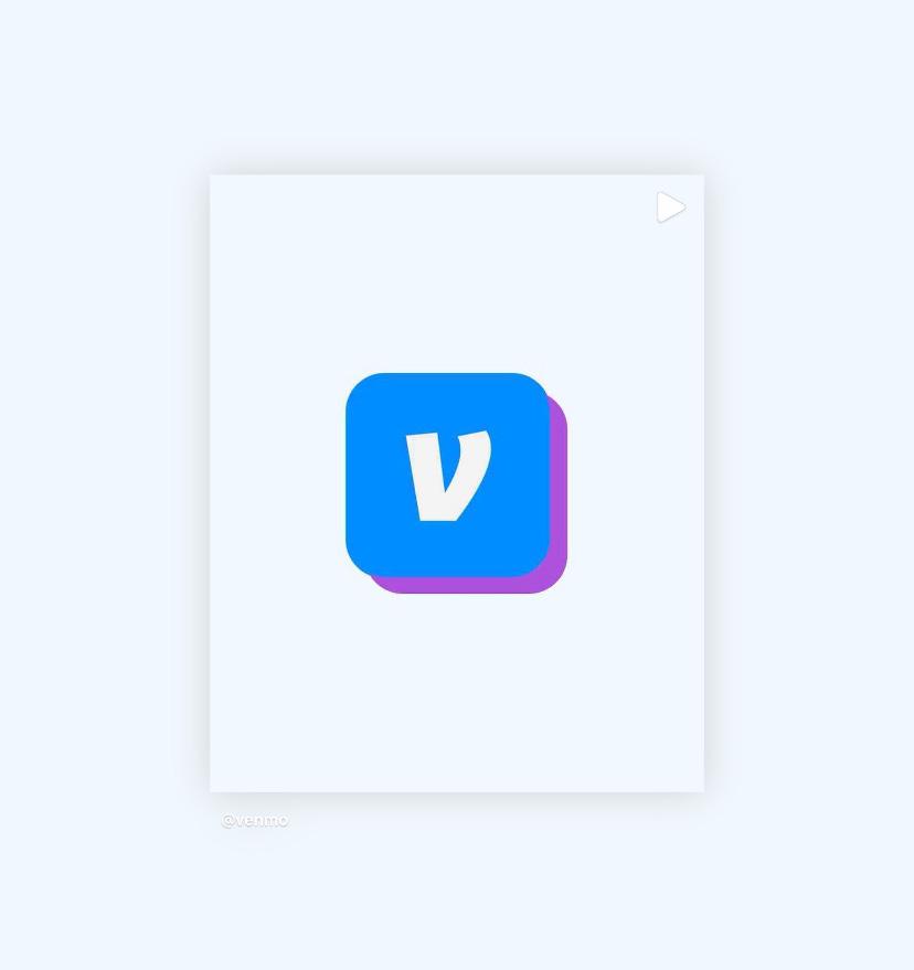 Venmo loop giveaway on Instagram
