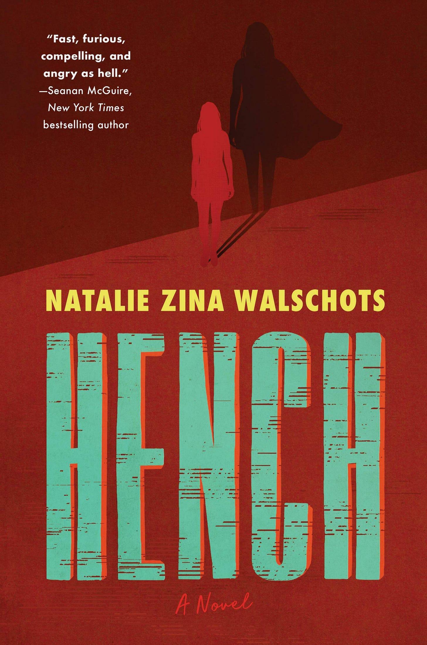 Amazon.com: Hench: A Novel (9780062978578): Walschots, Natalie Zina: Books