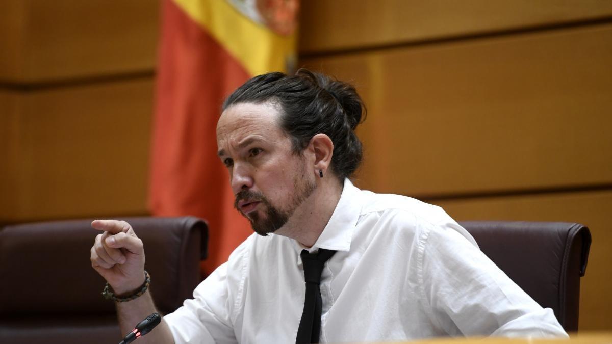 Pablo Iglesias dimite como vicepresidente del Gobierno - Últimas noticias  de Pablo Iglesias