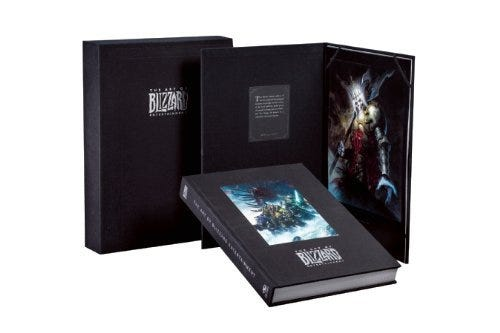 the-art-of-blizzard-entertainment-limited-edition