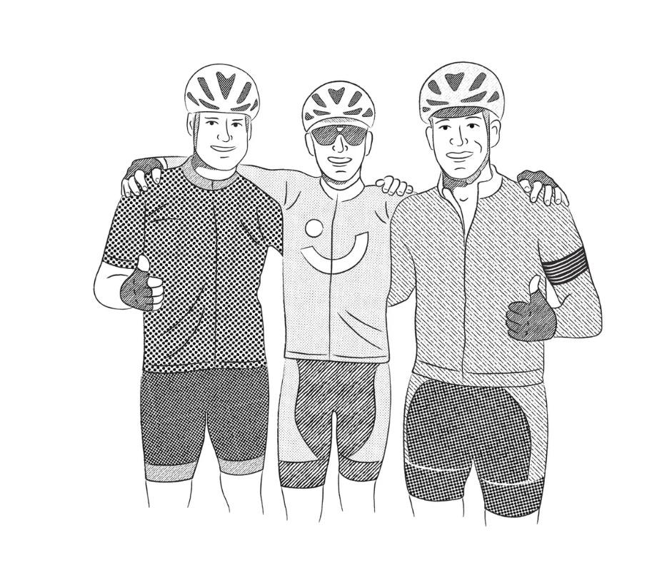 Los empresarios regios y sus bicis