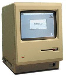 Original 1984 Macintosh 128.