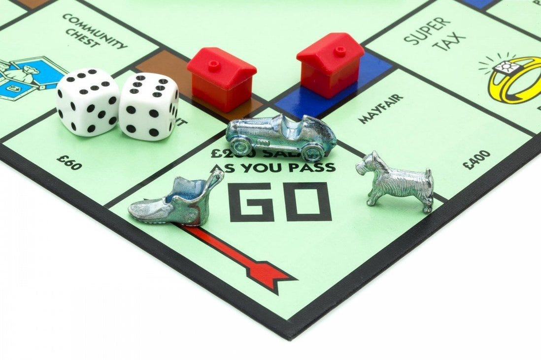 How Monopoly came to dominate board games | South China Morning Post