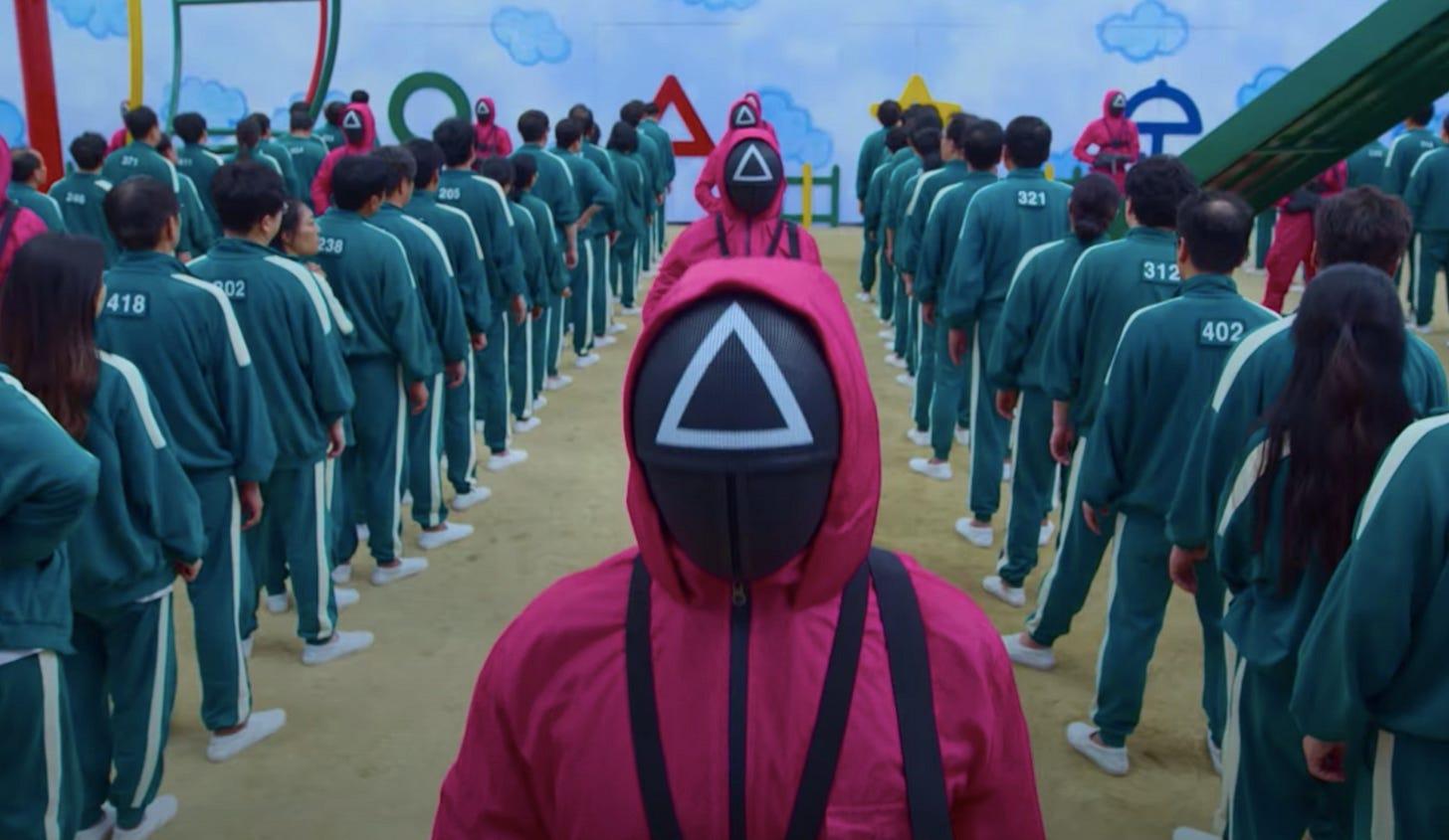 Squid Game Eyes Netflix's Biggest TV Series, Shocks Streamer | IndieWire