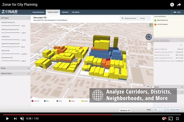 A sneak peek into the future of planning and zoning