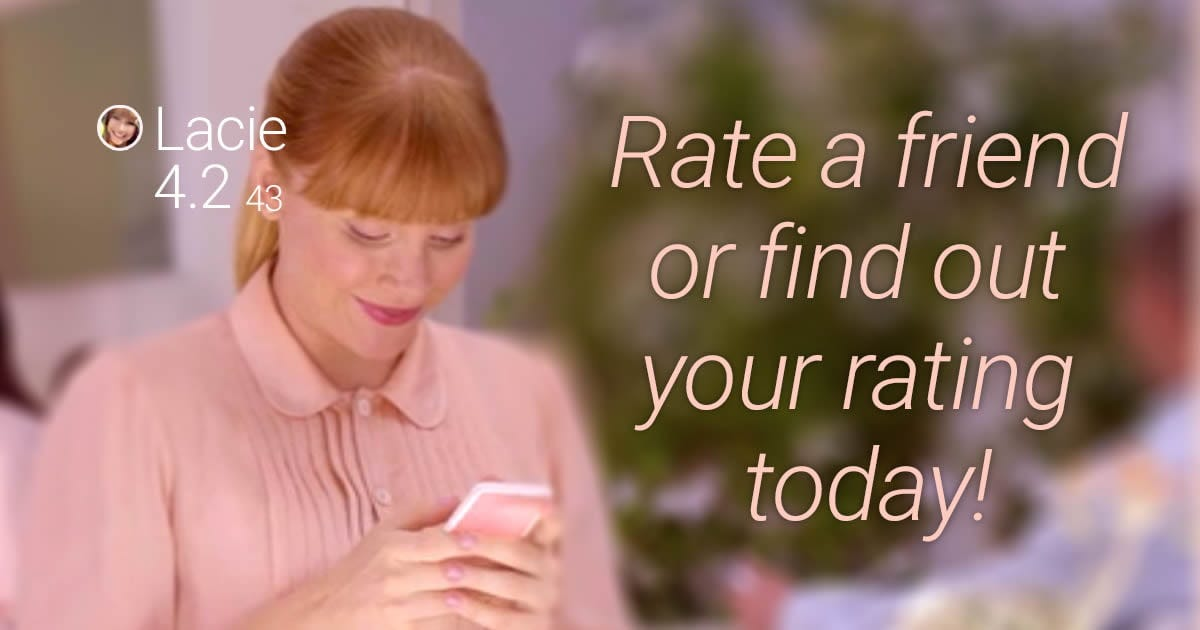 Like A 'Black Mirror' Episode, Social Credit Score Is Coming True ...