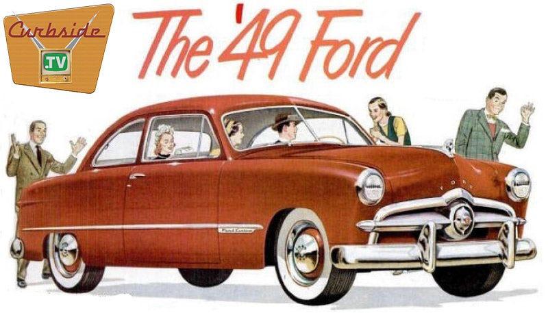 Image result for 1949 car