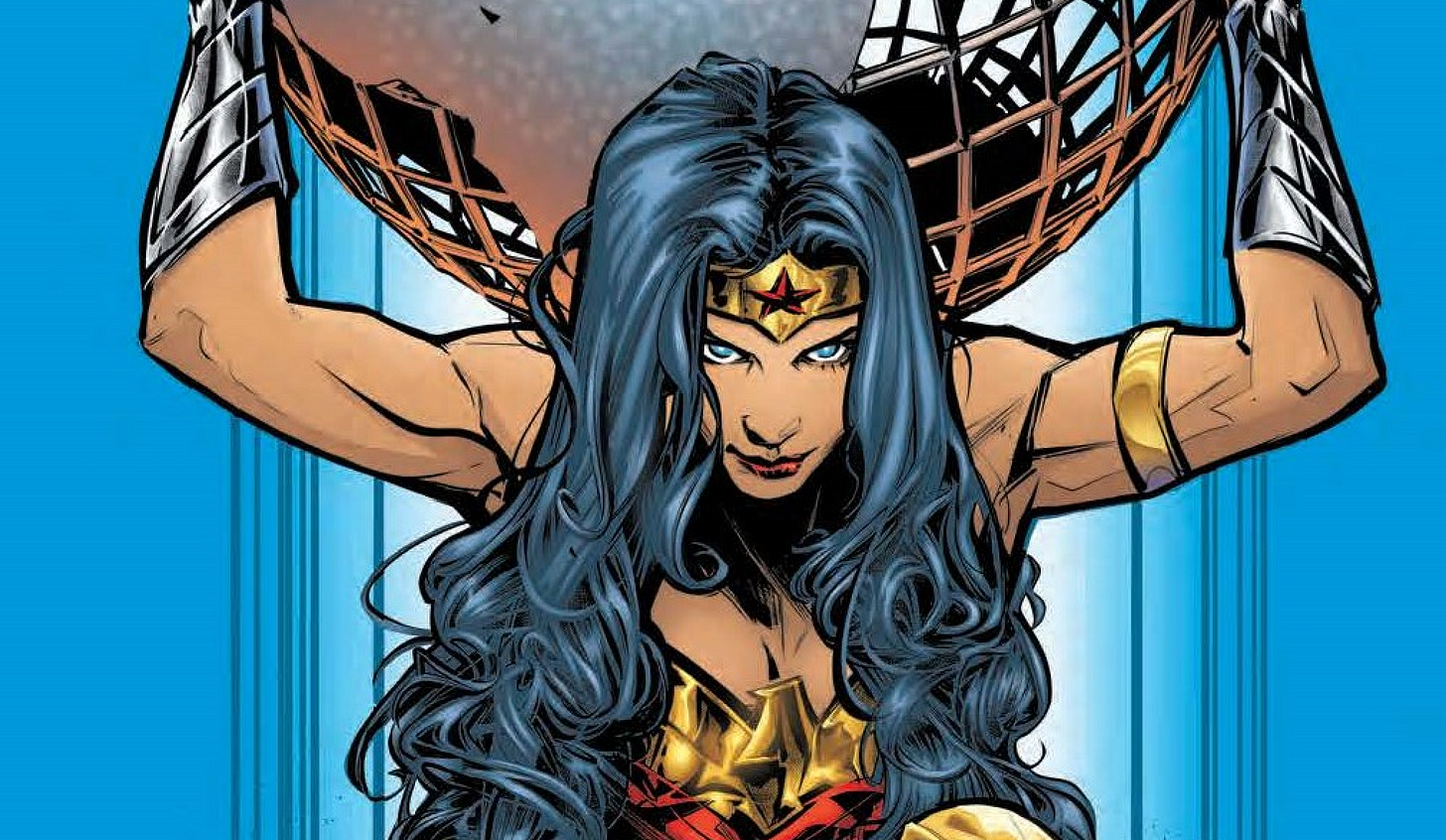 Wonder Woman' Milestone: All-Star 750th Issue On The Way From DC ...