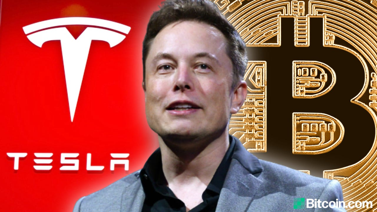 Elon Musk Ponders Tesla Putting Billions Into Bitcoin, Asking if Such Large  Transactions Are Possible – Bitcoin News