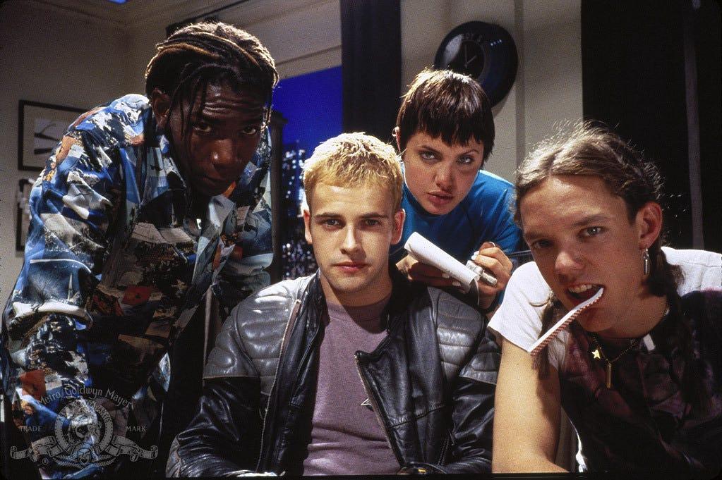 Hackers (1995) - Photo Gallery - IMDb