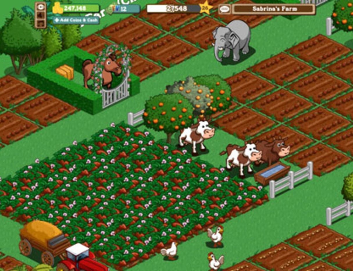FarmVille Is Shutting Down - GameSpot