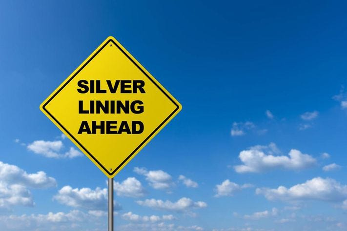 Finding the Silver Lining in the Covid Crisis