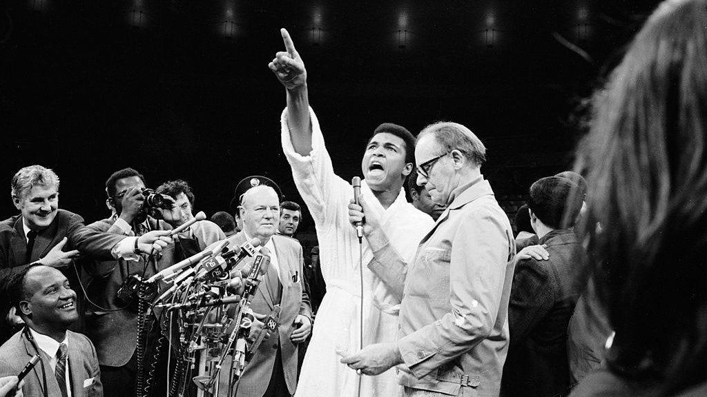 Muhammad Ali's Best Quotes | Glamour