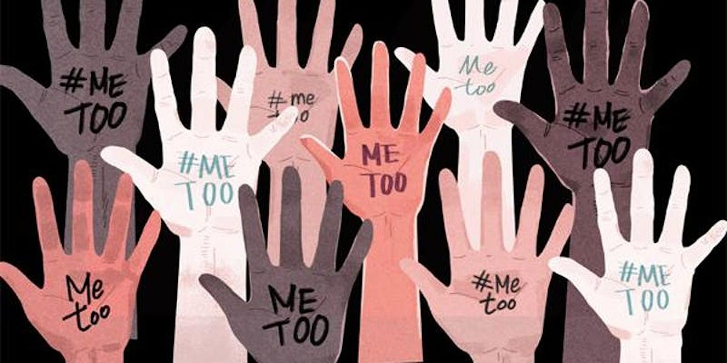 How the #MeToo Movement Highlights the Need for Security Sector Reform in  the Global North - International Security Sector Advisory Team (ISSAT)