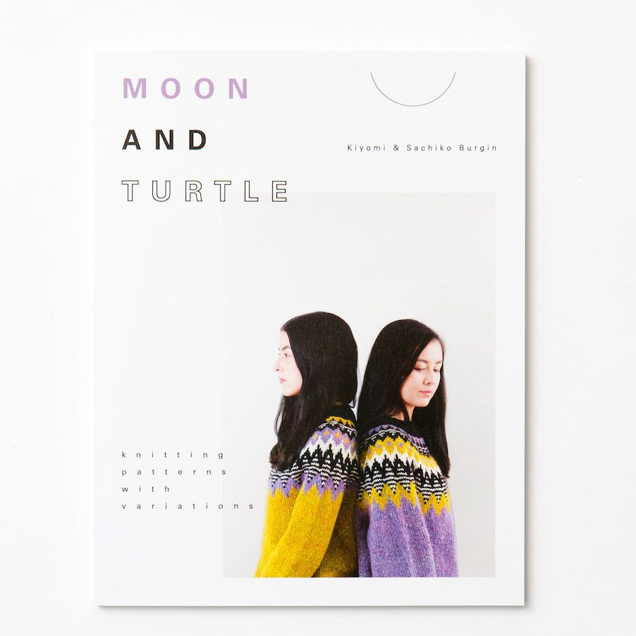 Book cover for Moon and Turtle