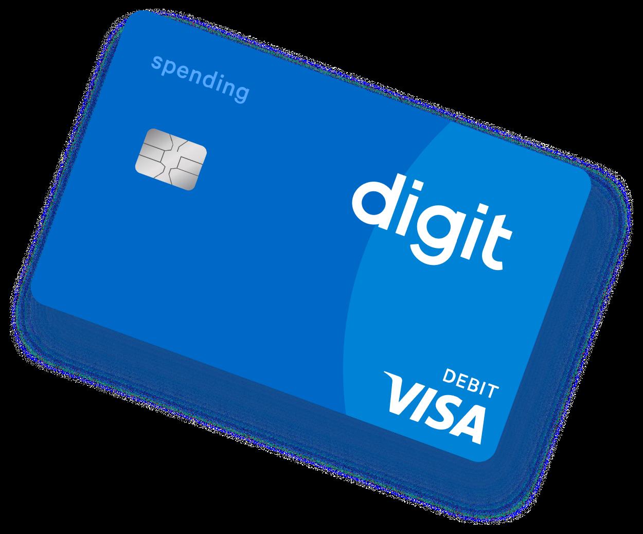 Digit Debit Card