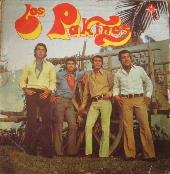 Los Pakines – Los Pakines (1973, Vinyl) - Discogs