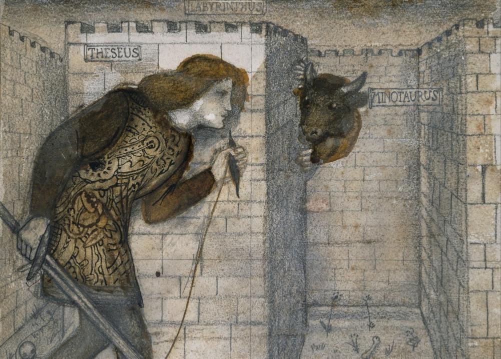 English – retelling Theseus and the Minotaur – 4TBM's 2019-20 class blog