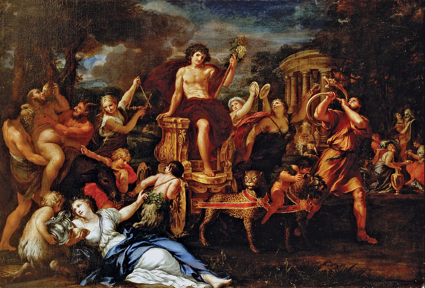 Dionysus | Powers, Personality, Symbols, & Facts | Britannica
