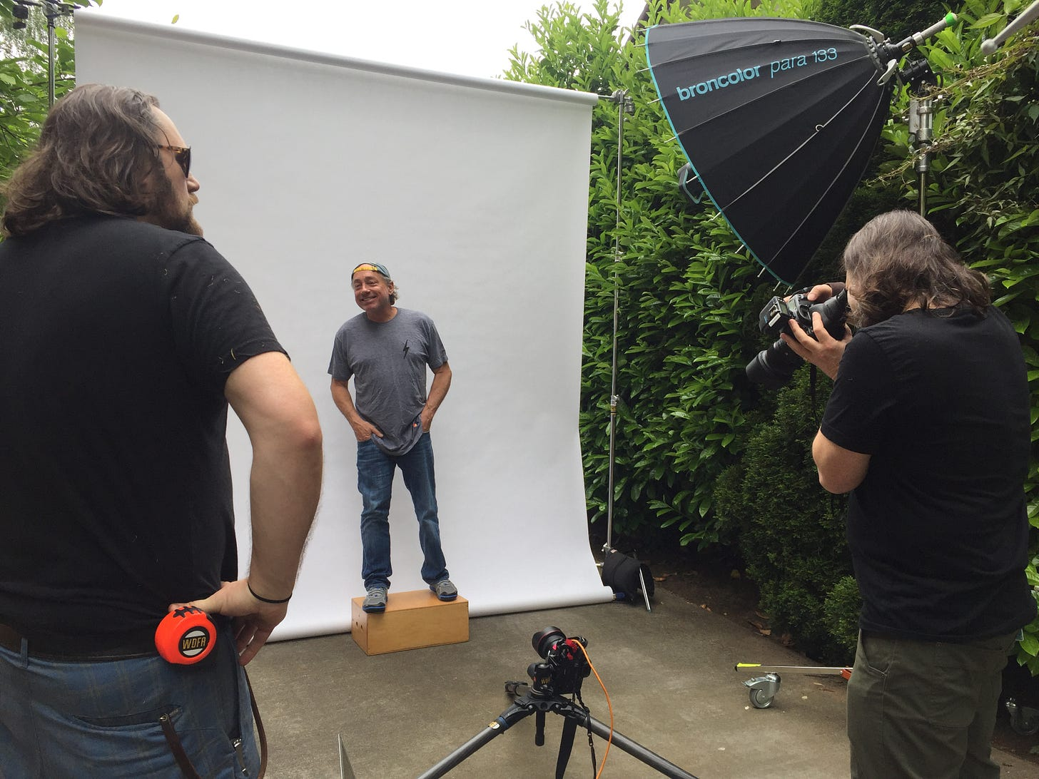 Shooting Greg Glassman in his driveway in NE Portland