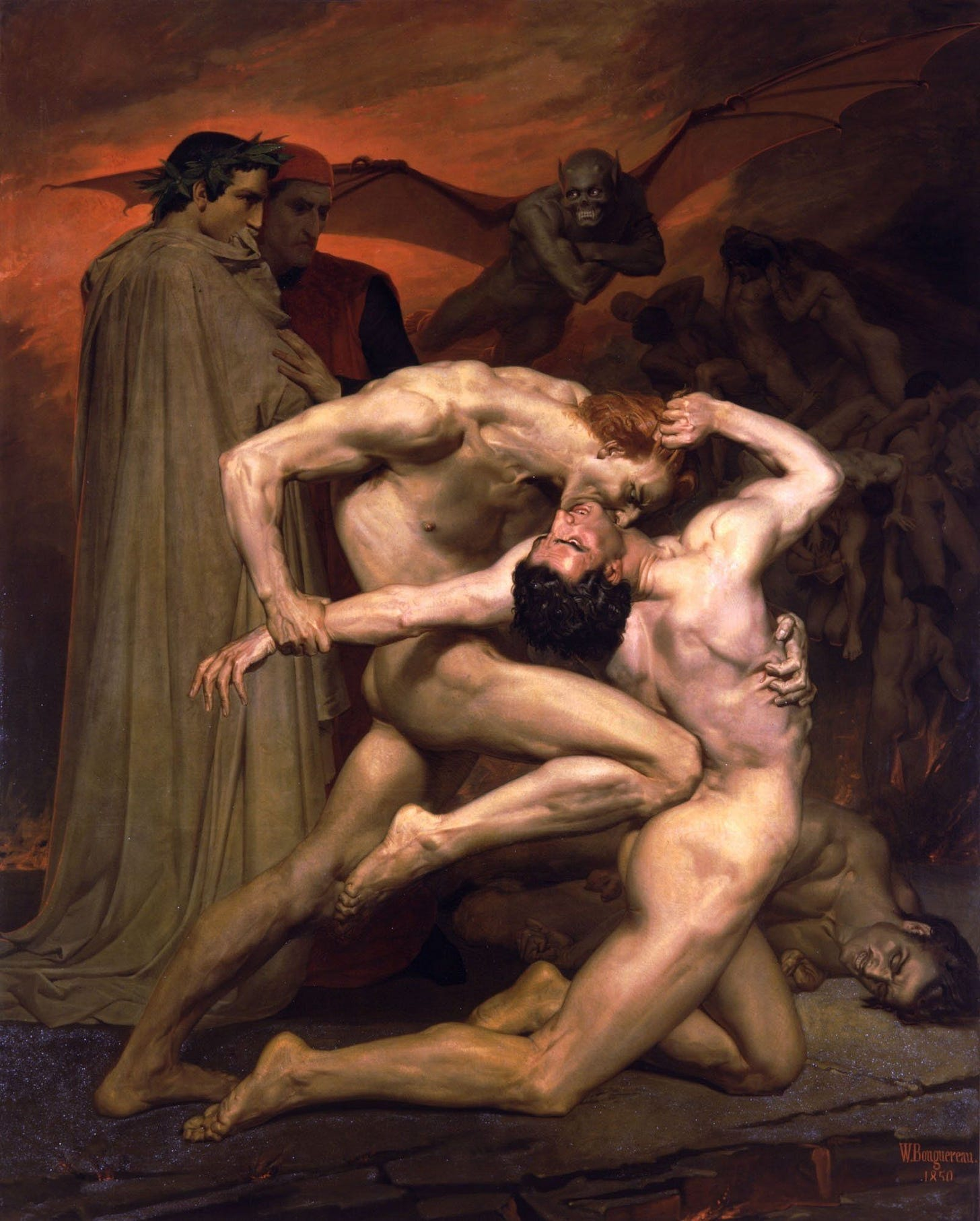 6 Paintings That Depict The Lust And Nightmares Of Vampirism - Art ...
