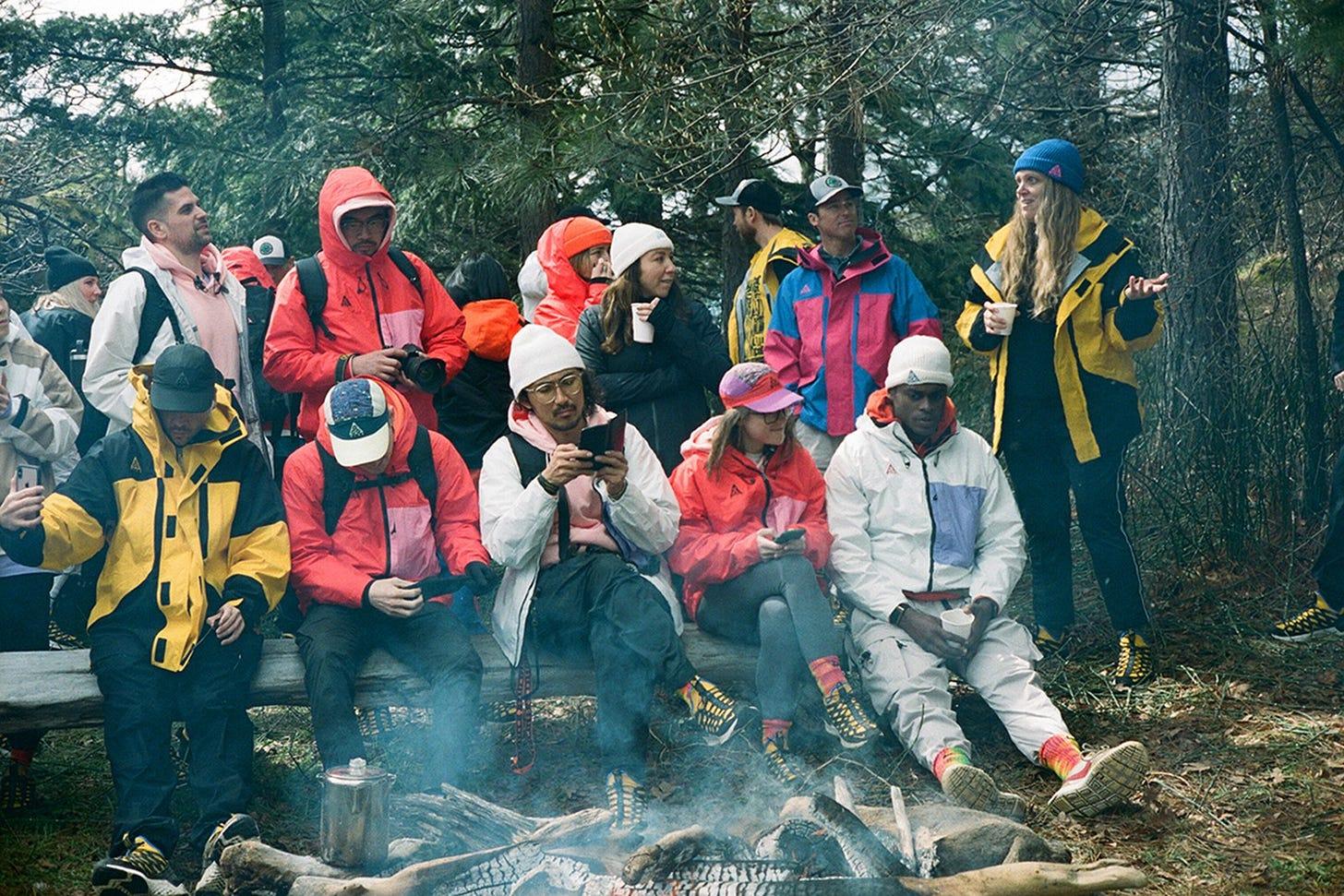 nike acg james azumi director interview James Arizumi Nike ACG React Terra Gobe outdoors