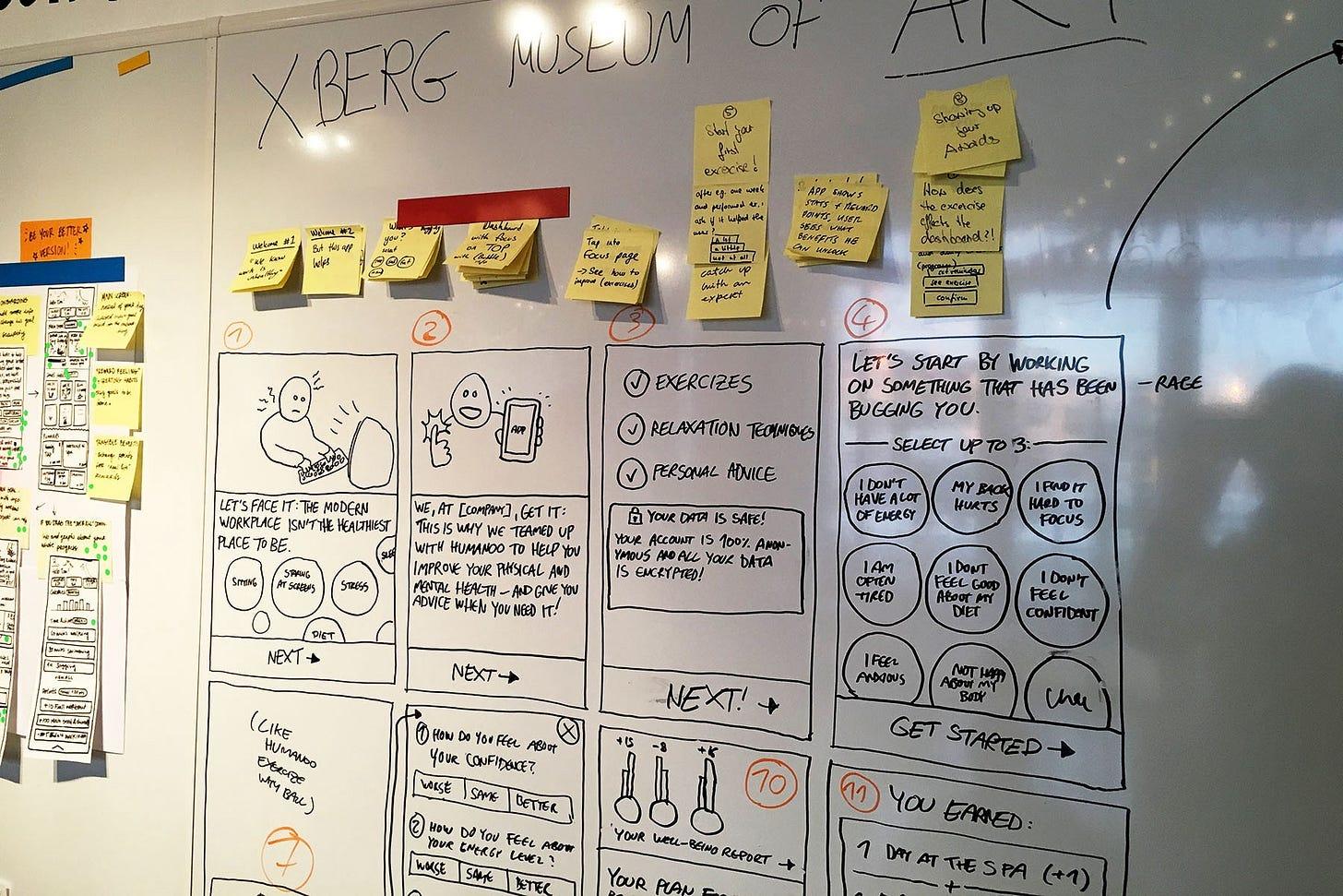 Storyboarding, 2.0!. Hacking GV's Design Sprint… | by Tim Höfer | Sprint  Stories