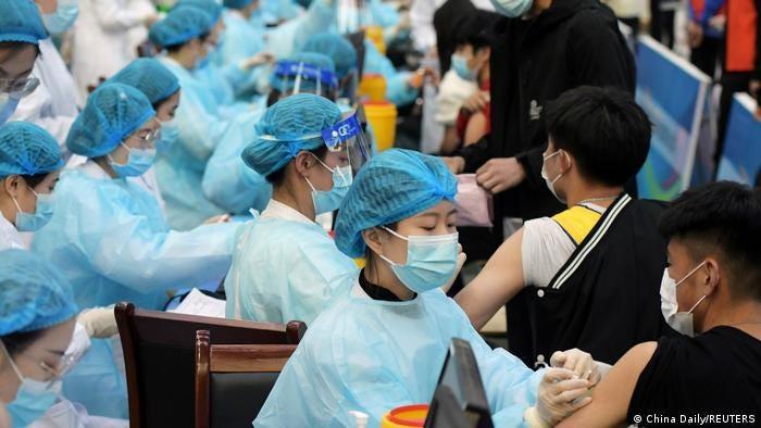 未接种禁入公众场所中国多地强硬做法惹议  科技环境  DW   14.07.2021