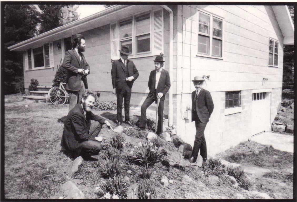 Bob Dylan & The Band (The Basement Tapes): 50 Años del Santo Grial del Rock    PartitULE