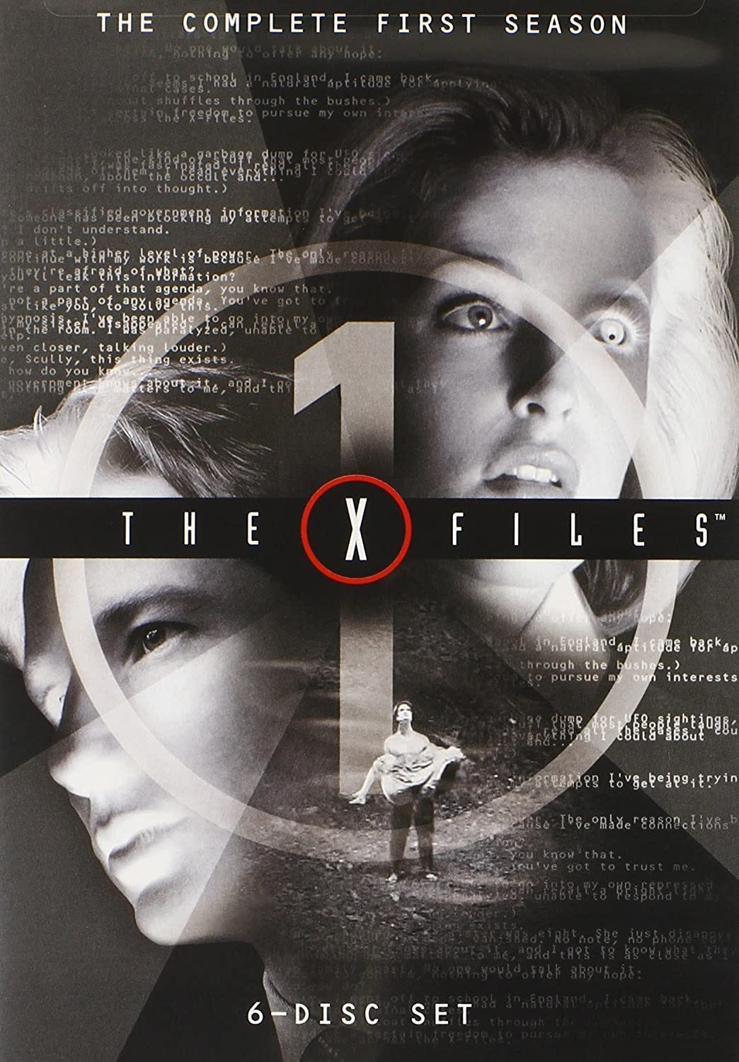 Amazon.com: The X-Files: Season 1: David Duchovny, Gillian ...