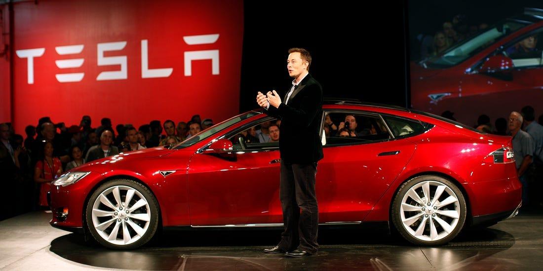 Elon Musk: No Tesla Model S or Model X refresh, only minor changes -  Business Insider