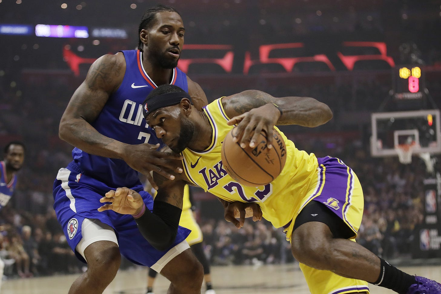 LeBron James Downplays Lakers vs. Clippers Season Opener: 'It's Not a  Rivalry'   Bleacher Report   Latest News, Videos and Highlights