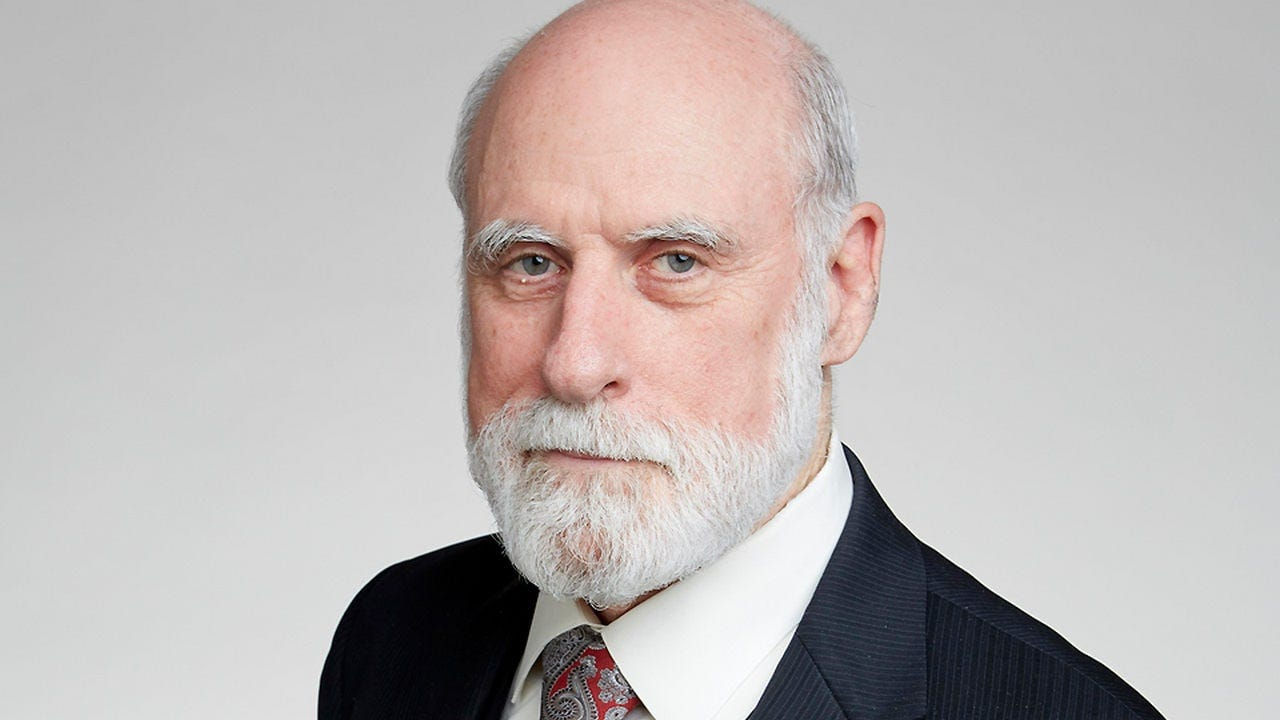 Coronavirus Oubreak: 'Father of Internet' Vint Cerf tests positive for  COVID-19-Health News , Firstpost