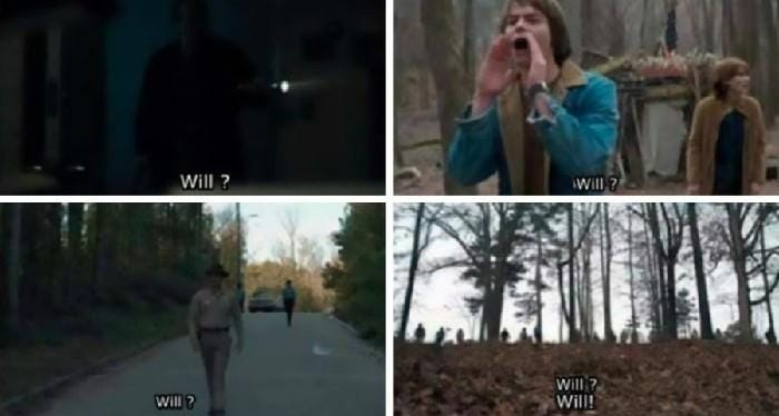 Me looking for my will to study ... : StrangerThings