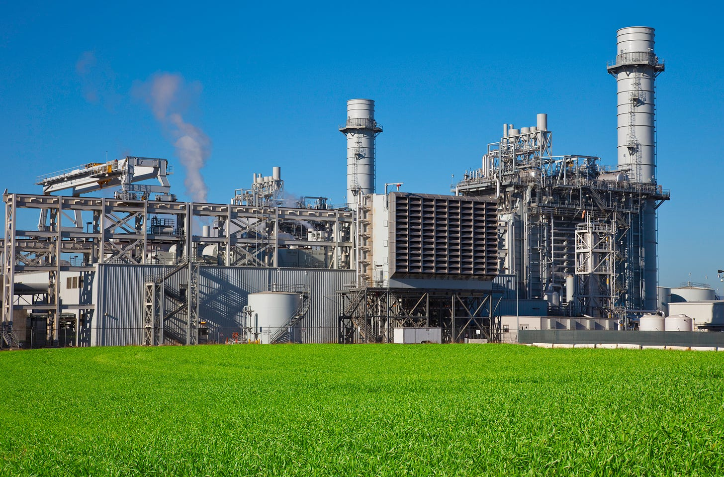 Natural gas: firm but dirty. (That's what she said.) (Photo: Getty Images)