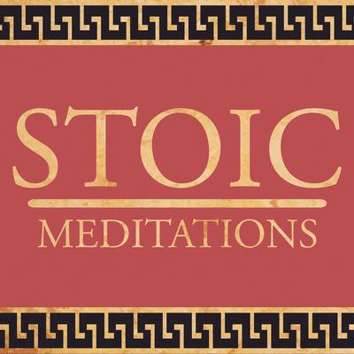 Podcast logo: Stoic Meditations