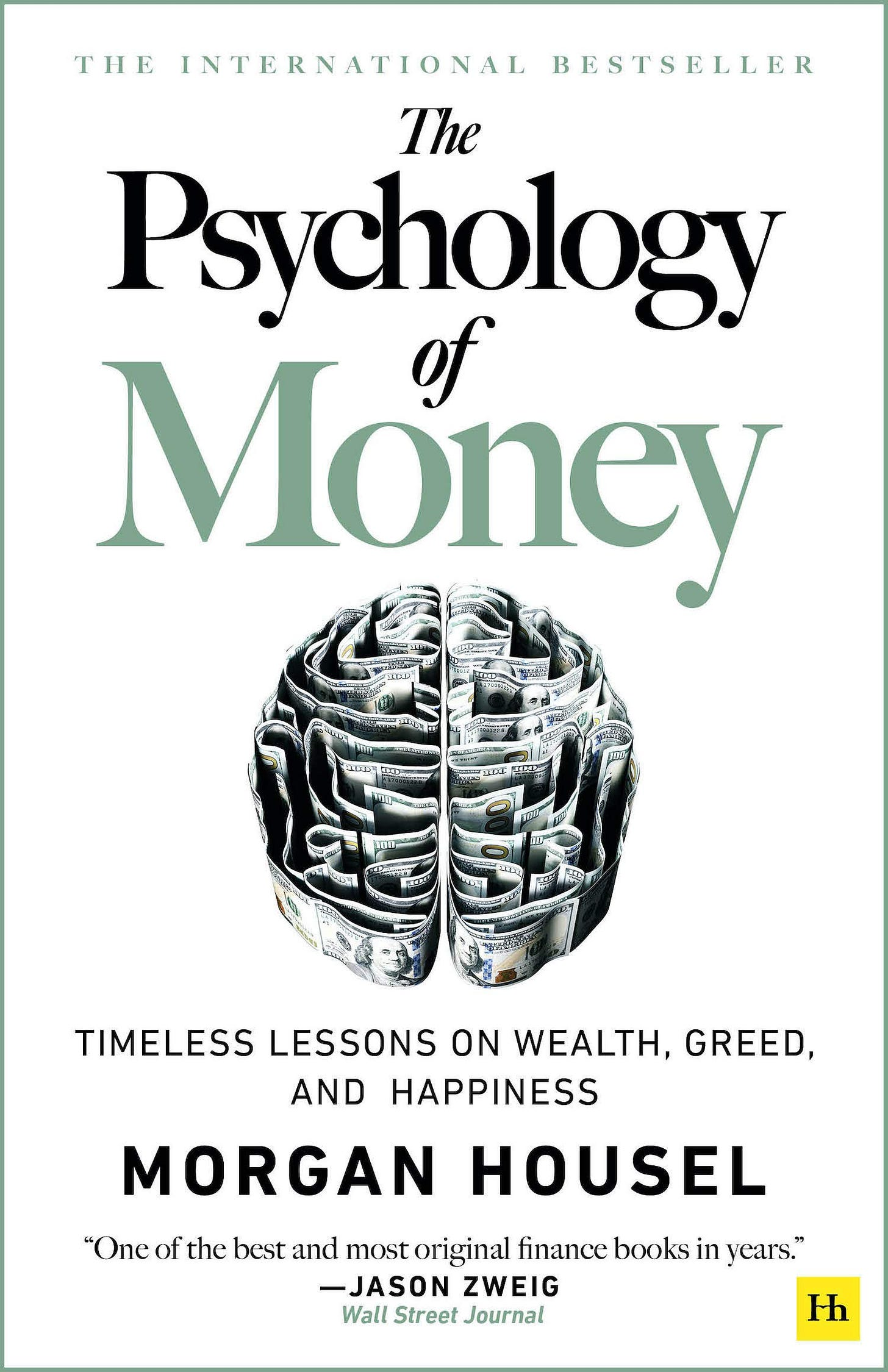 The Psychology of Money: Timeless lessons on wealth, greed, and happiness:  Housel, Morgan: 9780857197689: Amazon.com: Books