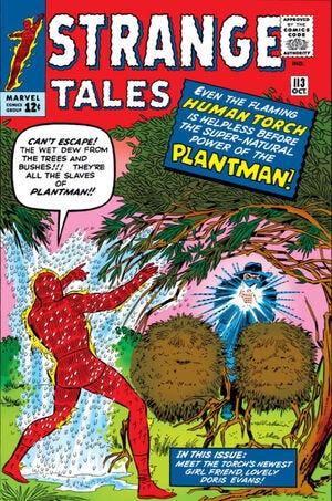 Strange Tales Vol 1 113   Marvel Database   Fandom