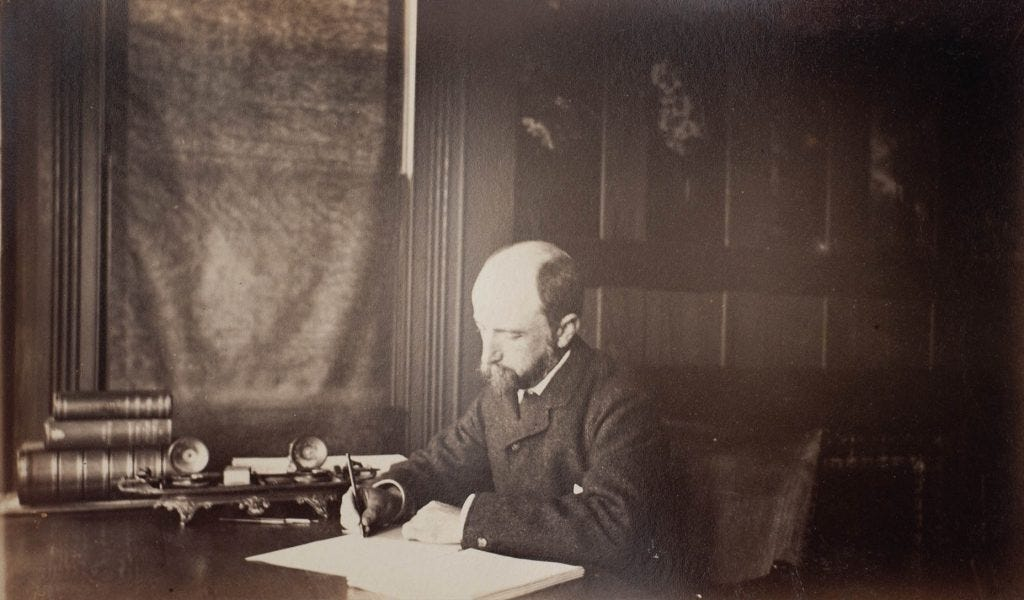 Six Fun Facts About Henry Adams - New England Historical Society