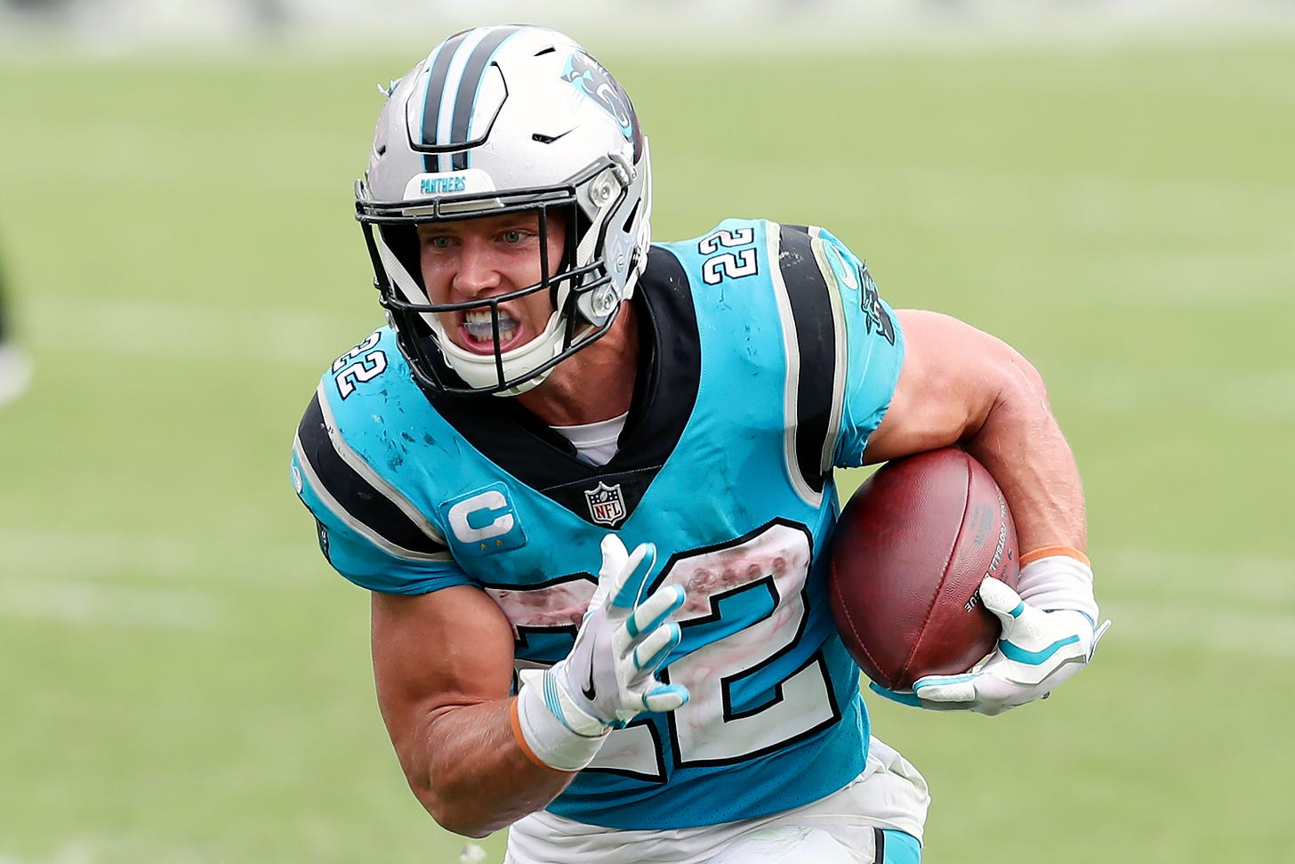 Injuries aside, Christian McCaffrey continues to fulfill expectations of  NFL superstardom