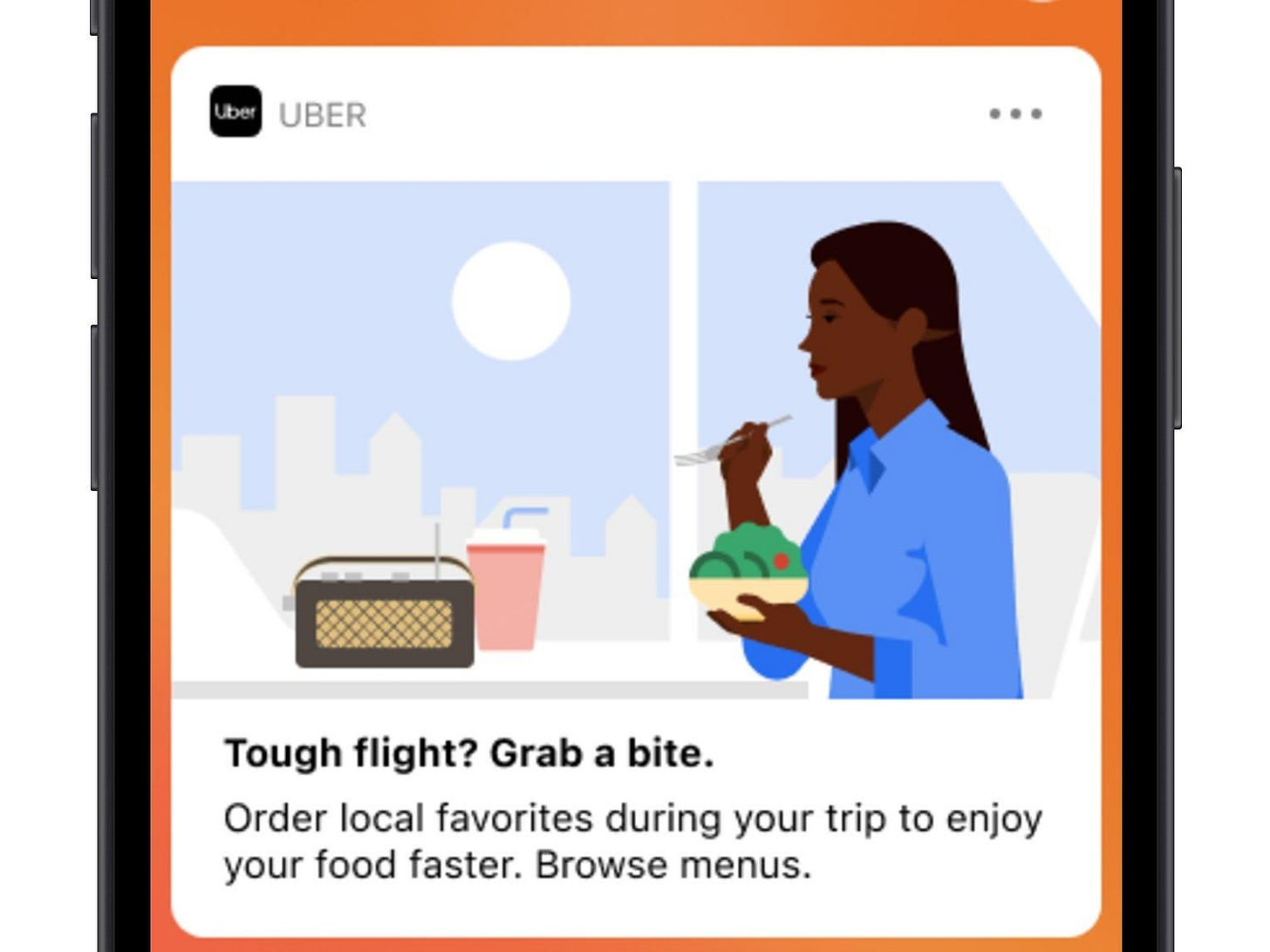 Uber Launches New Food Delivery Bundling Options and Vaccine Scheduling